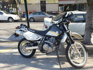 Suzuki 650 Street Dirt Bike - Motorcycle for Sale in New York, NY
