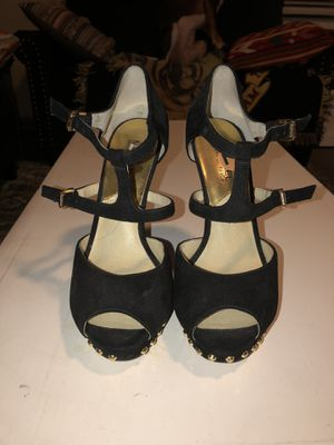 Black Michael Kors heels for Sale in Nashville, TN