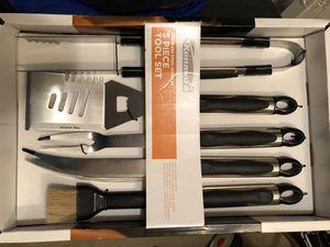5 piece BBQ tool set for Sale in Alexandria, VA