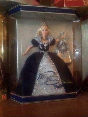 Millinium barbie for Sale in Hustonville, KY