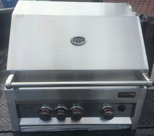 SUNSTONE 28 INCH INFRARED 3 BURNER BUILT IN GRILL BBQ Barbecue Natural Gas for Sale in Las Vegas, NV