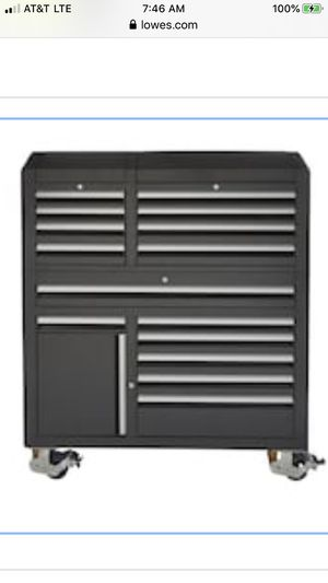 Steel tool cabinet for Sale in White Hall, AR