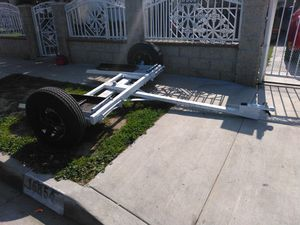 Strong car and truck trailer dolly for Sale in City of Industry, CA