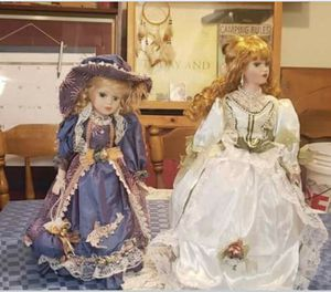 Porcelain dolls for Sale in Pasco, WA