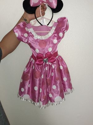 Minnie mouse halloween costume for Sale in Portland, OR