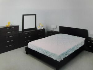 Bedroom set. Brand New with 6 pieces for Sale in Sunrise, FL