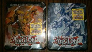 Yu-Gi-Oh Yugioh Blaster Tidal Dragon Ruler Collectible Tins for Sale in New York, NY