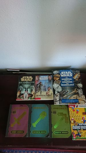 7 children books bundle used for Sale in Phoenix, AZ