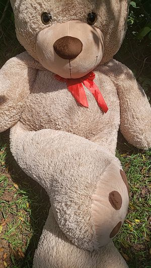 Giant teddy bear. Approximately 5 ft tall. for Sale in Marietta, GA