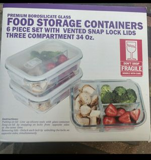 Food Storage Containers for Sale in Redwood City, CA