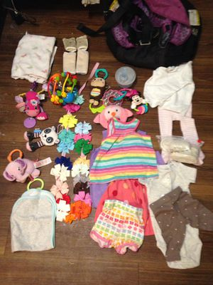 Baby girl stuff for Sale in Fort Worth, TX