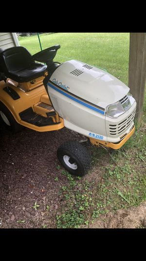Cub cadet garden tractor for Sale in Middle River, MD