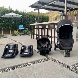 Britax Stroller, Car Seat & Bases for Sale in Escondido, CA