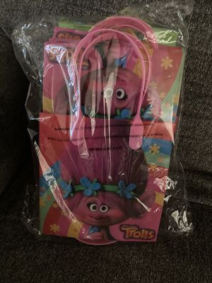 Trolls party supplies 12 party bags for Sale in Claremont, CA