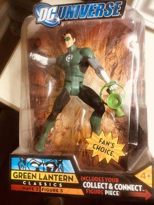 DC Universe Green Lantern classics for Sale in Orlando, FL