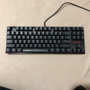 Redragon Mechanical Keyboard for Sale in Stockton, CA