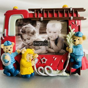 KIDS Firefighter PICTURE Frame Pickup: Wesley Chapel 33543 for Sale in Zephyrhills, FL