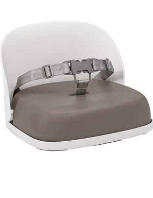 Tot Perch Booster Seat with straps and plastic cover for Sale in UPR MARLBORO, MD