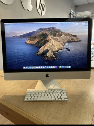Apple iMac 27 inch i7 Processor Desktop Computer 🖥 Excellent Specs for Sale in Huntington Beach, CA