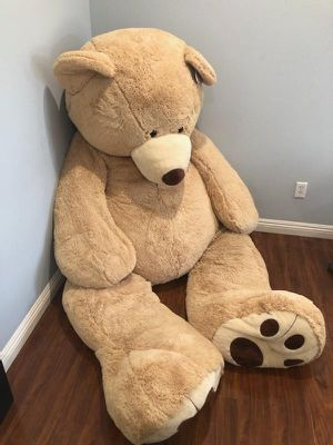 Giant Teddy Bear Holiday Gift for Sale in Baldwin Park, CA