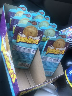 90s throwback! Dunkaroos for Sale in Livermore, CA