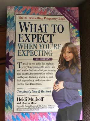 Pregnancy book for Sale in Durham, NC