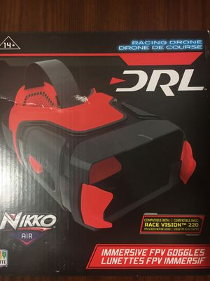 Racing Drone Goggles for Sale in Meridian, MS