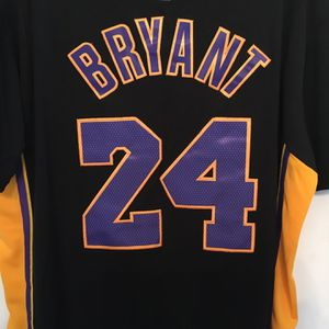 Brand New Adidas NBA Kobe #24 Sleeved Jersey for Sale in San Francisco, CA