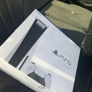 BRAND NEW PS5 Disk Version for Sale in Elk Grove, CA