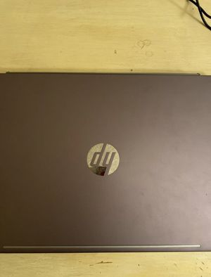 "HP - 15.6"" Touch-Screen Laptop - Intel Core i5 - 12GB Memory - 256GB SSD - Natural Silver for Sale in Glendale, AZ"