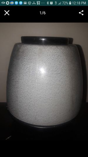 Light up Scentsy warmer for Sale in Arbutus, MD