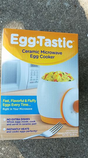 microwave egg cooker for Sale in Oak Park, IL