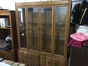 Beautiful China Cabinet for Sale in Traverse City, MI