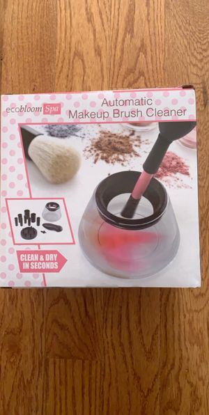 Makeup Brush Cleaner for Sale in Farmington Hills, MI