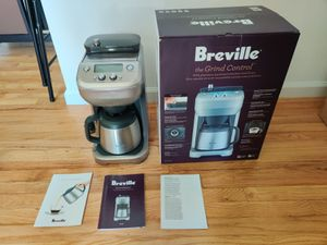 Breville with Grind Control for Sale in Parsippany-Troy Hills, NJ
