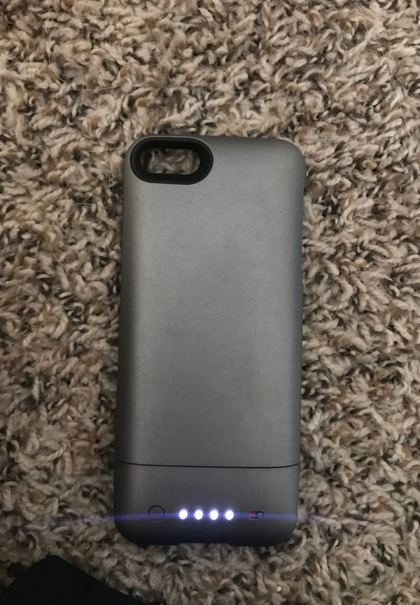 Charging mophie case for iPhone 5