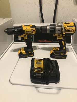 2 drill and hammer drill set for Sale in Pacifica, CA
