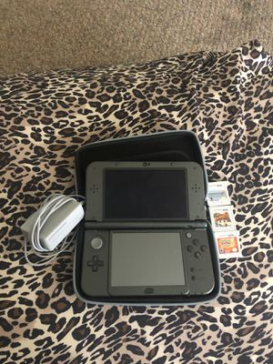 Nintendo 3DS with 3 games price negotiable for Sale in Bladensburg, MD