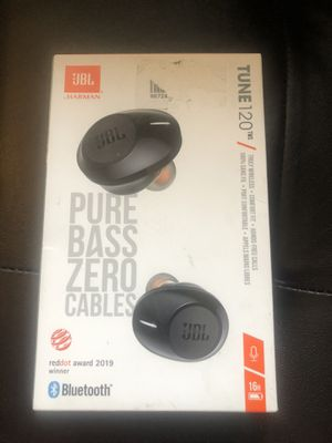 Jbl Bluetooth earbuds for Sale in Columbus, OH