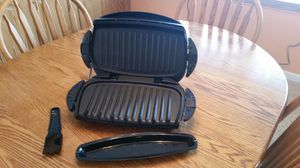 George Foreman Grilling Machine for Sale in Manistee, MI