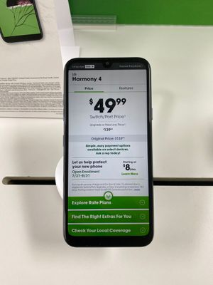Lg Harmony 4 *PORT IN SPECIAL* for Sale in Amarillo, TX