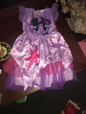 Girls 4/5 my little pony costume for Sale in Hickory Hills, IL