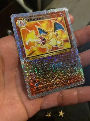Pokemon Charizard legendary collection for Sale in Peabody, MA