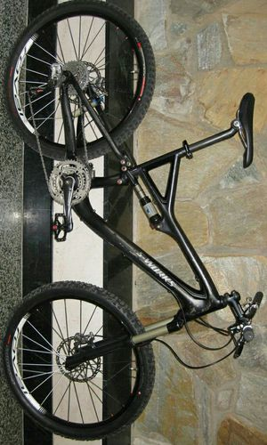 CARBON Specialized S-Works Stumpjumper FSR Mountain Bike for Sale in Brooklyn, NY