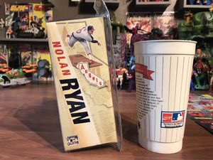 Nolan Ryan 2006 McFarlane Toy & Whataburger Collectors Cup Lot. for Sale in Houston, TX