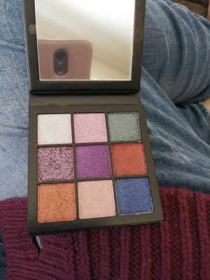 Huda Beauty Gemstones palette never used for Sale in Ceres, CA