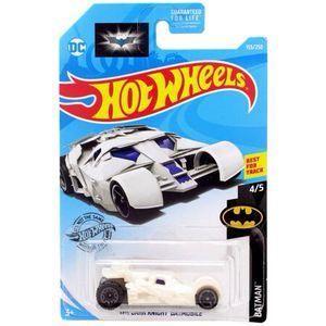 Hot Wheels 2019 Batman The Dark Knight Batmobile, White 153/250. for Sale in Westminster, CA