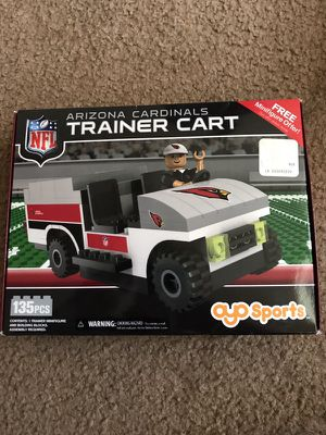 Ayo Sports Arizona Cardinals Trainer Cart for Sale in Casa Grande, AZ