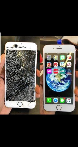 iPhone samsung Galaxy screen glass lcd fix for Sale in Las Vegas, NV