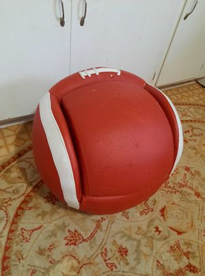 Kids Sports small Chair and Ottoman for Sale in New Canaan, CT